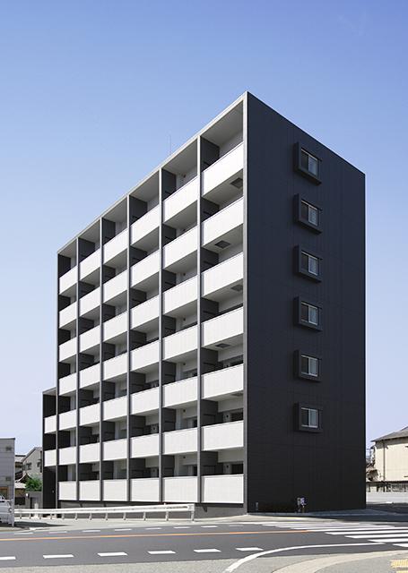 Uni E'terna七隈福大通