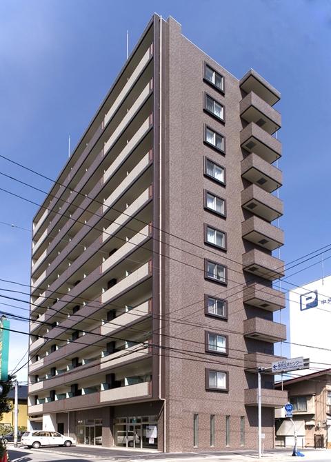 Uni E'terna盛岡中央通